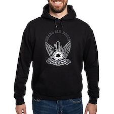 IAF Black Hoodie