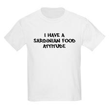 SARDINIAN FOOD attitude T-Shirt