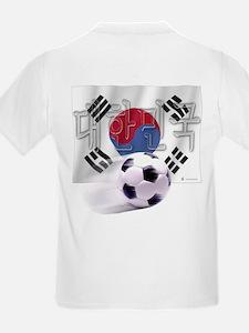 Soccer Flag Daehan Minguk (B) T-Shirt