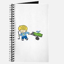 Caddy Boy Journal