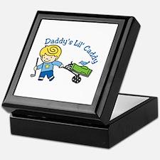 Daddys Lil Caddy Keepsake Box