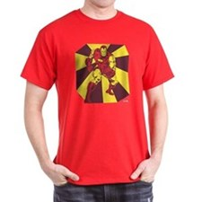Iron Man Rays T-Shirt