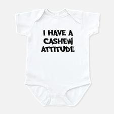CASHEW attitude Infant Bodysuit
