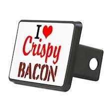 I Love Crispy Bacon Hitch Cover