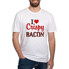 I Love Crispy Bacon T-Shirt