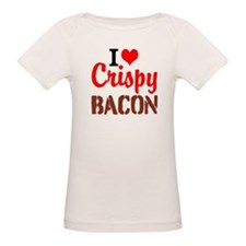 I Love Crispy Bacon T-Shirt
