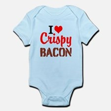 I Love Crispy Bacon Body Suit
