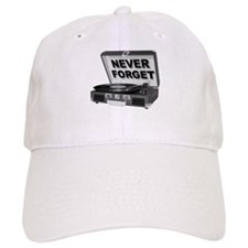 Never Forget Record Player Turntable LP Hat