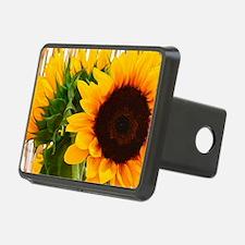 Sunflower III Hitch Cover