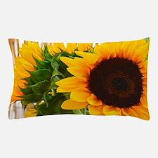 Sunflower III Pillow Case