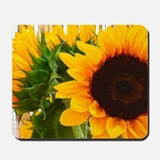 Sunflower III Mousepad