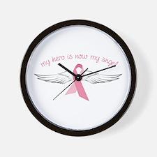 My Angel Wall Clock