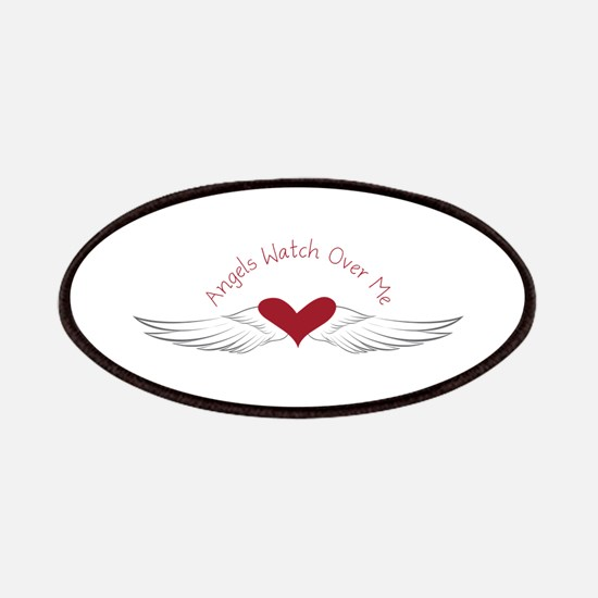 Angels Watch Patches