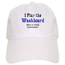 play washboard Baseball Cap