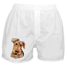 Just The Airdale Boxer Shorts