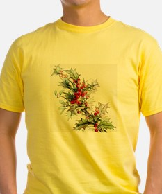 Holly Berries 004 T