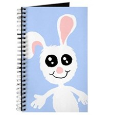 Bunny Illustration. Journal