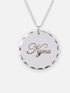 Gold Kyra Necklace