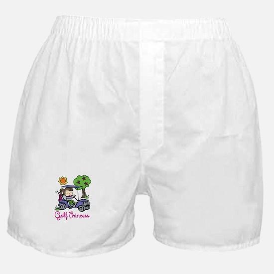 Golf Princess Boxer Shorts