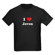 I Love Javon T