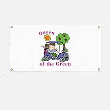 Queen of the Green Banner