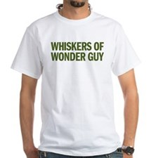 WHISKERS OF WONDER GUY T-Shirt