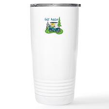 Golf Addict Travel Mug
