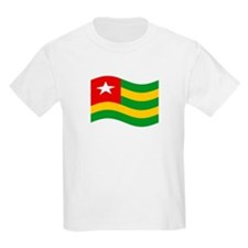 Waving Timor-Leste Flag T-Shirt