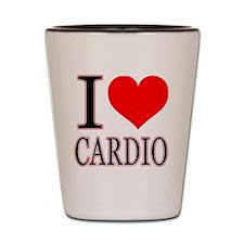 Cardio Shot Glass