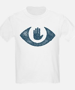 Stop Watching Us Eyecon T-Shirt