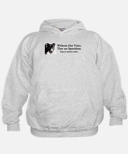 Without Our Voice Hoodie