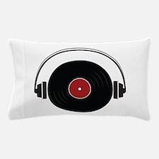 Record Pillow Case