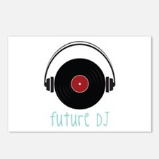 Future DJ Postcards (Package of 8)