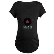 Future DJ Maternity T-Shirt