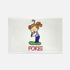 Fore! Magnets