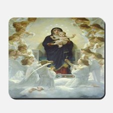 Mother Mary Mousepad