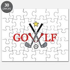 Golf Sport Puzzle