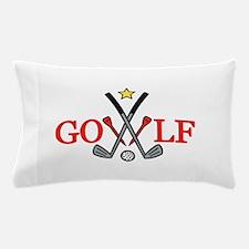 Golf Sport Pillow Case