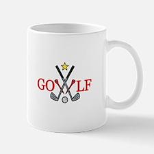 Golf Sport Mugs