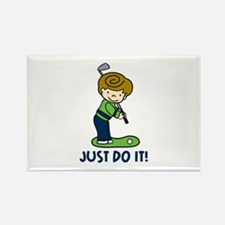 Just Do It! Magnets
