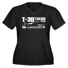 T-38 Talon Plus Size T-Shirt