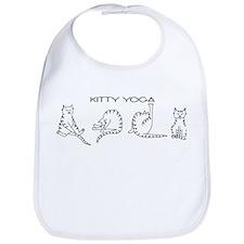 Kitty Yoga Bib