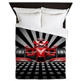Sports car Duvet Covers