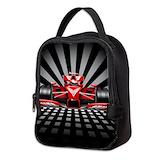 F1 Neoprene Lunch Bag