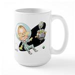 Paul D. Garver Large Mug Mugs