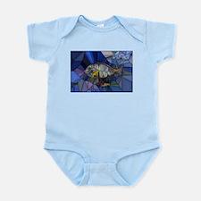 Fish mosaic 001 Body Suit