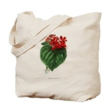 Unique Botanical print Tote Bag