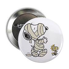 "Mummy Snoopy 2.25"" Button"