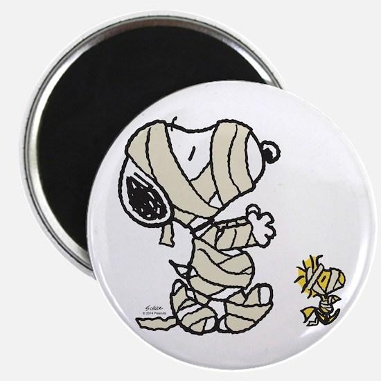 Mummy Snoopy Magnet