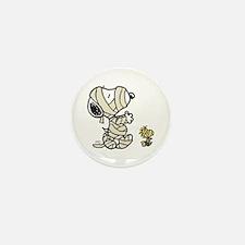 Mummy Snoopy Mini Button (10 pack)